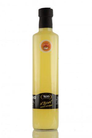 the well Lemon Schnapps liquor